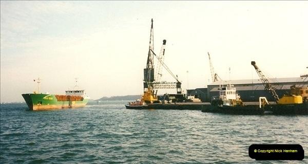 1997-10-27. Poole Quay, Dorset.401