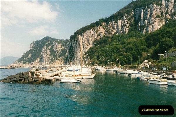 1998-05-06. The Island of Capri, Italy.  (11)409