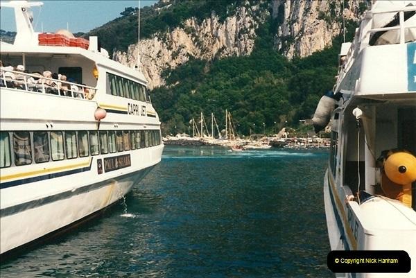 1998-05-06. The Island of Capri, Italy.  (20)412