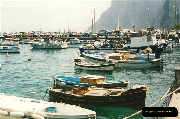 1998-05-06. The Island of Capri, Italy.  (3)408