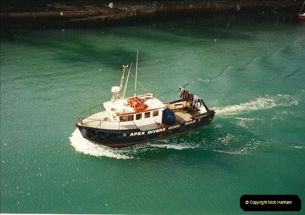 1999-03-13. Weymouth, Dorset.448