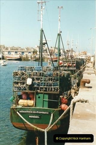 1999-07-09. Roscoff, France.  (1)455