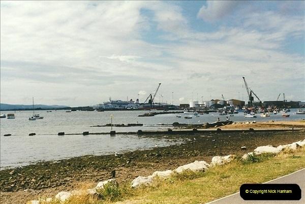1999-08-08. Poole, Harbour, Dorset. (1)467