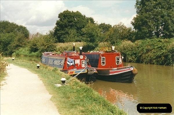 1999-08-13. Foxton Locks, Near Market Harborough, Leics.  (1)471