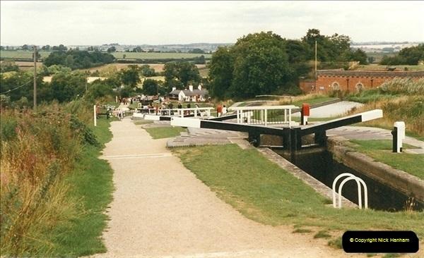 1999-08-13. Foxton Locks, Near Market Harborough, Leics.  (3)473