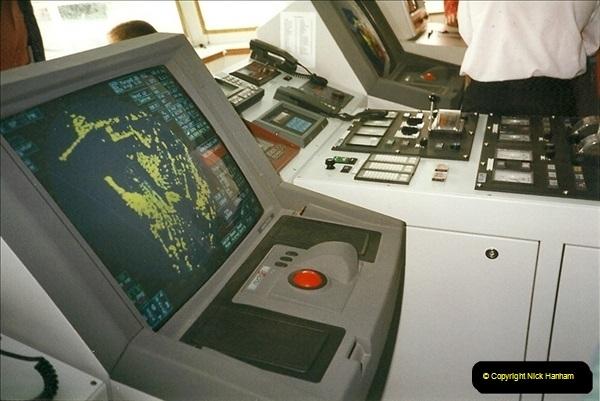 1999-09-18. New Condor Ferries Condor Clipper, Guernsey, CI (3)485