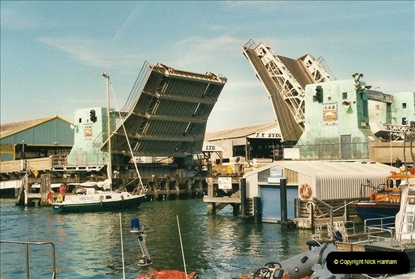 2000-09-03. Poole Quay, Dorset (13)507