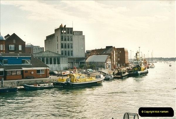 2000-09-03. Poole Quay, Dorset (15)509