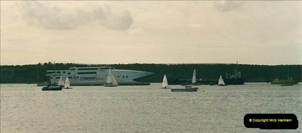 2000-10-08 Poole Harbour, Dorset.514