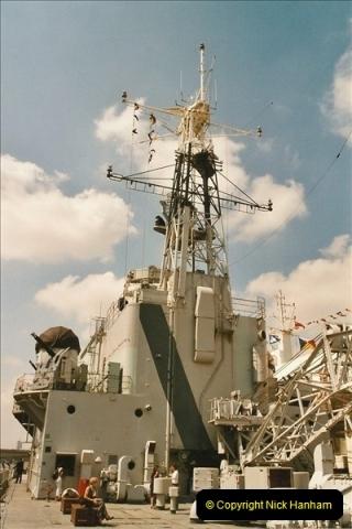 2002-06-17. HMS Belfast, London. (10)582