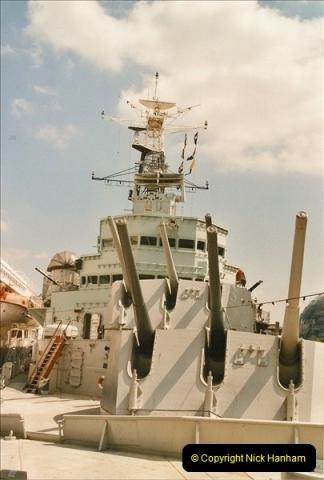 2002-06-17. HMS Belfast, London. (11)583