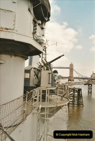 2002-06-17. HMS Belfast, London. (12)584