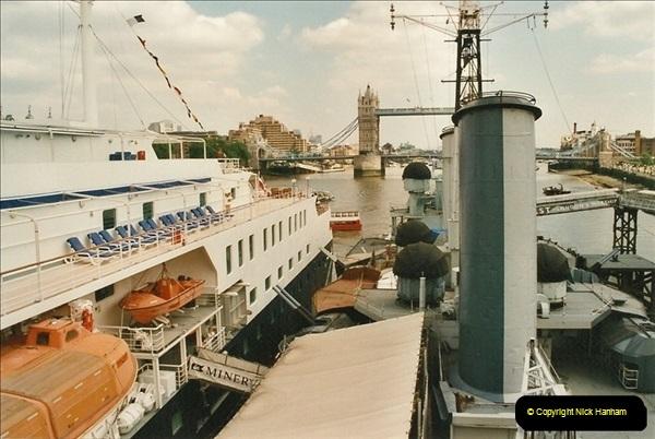 2002-06-17. HMS Belfast, London. (16)588