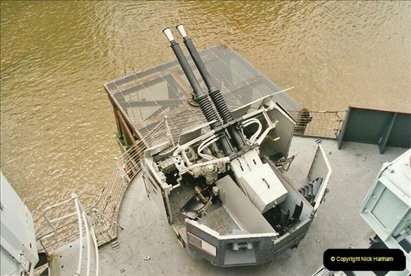 2002-06-17. HMS Belfast, London. (17)589