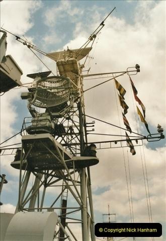 2002-06-17. HMS Belfast, London. (18)590