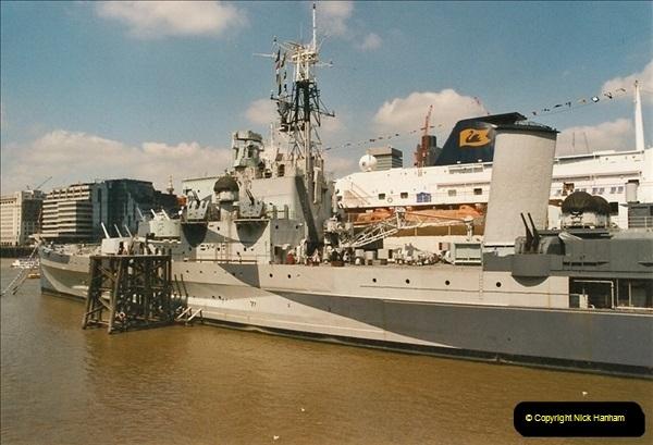 2002-06-17. HMS Belfast, London. (4)576