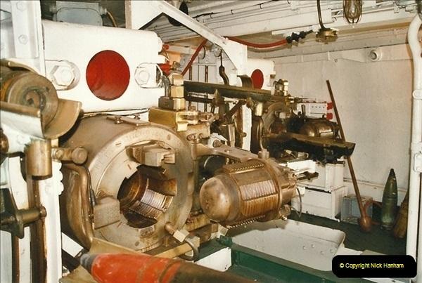 2002-06-17. HMS Belfast, London. (8)580