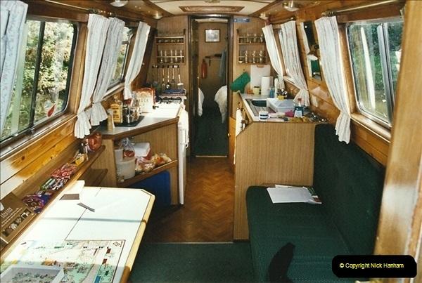 2002-09-28 to 10-04. Kennet & Avon Canal & River Trowbridge to Bristol. (11)627