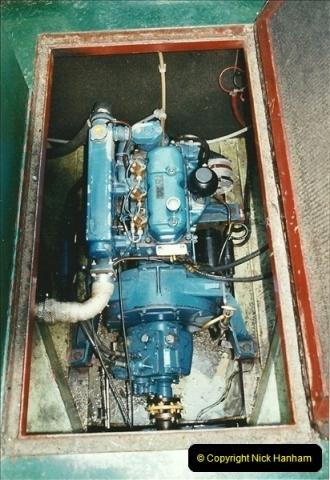 2002-09-28 to 10-04. Kennet & Avon Canal & River Trowbridge to Bristol. (16)632