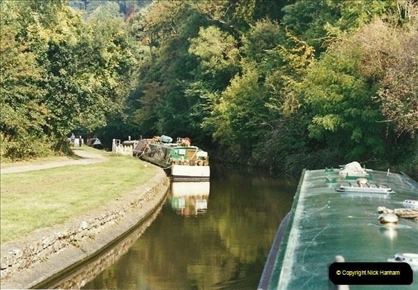 2002-09-28 to 10-04. Kennet & Avon Canal & River Trowbridge to Bristol. (19)635