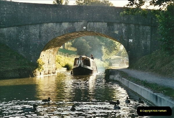 2002-09-28 to 10-04. Kennet & Avon Canal & River Trowbridge to Bristol. (20)636