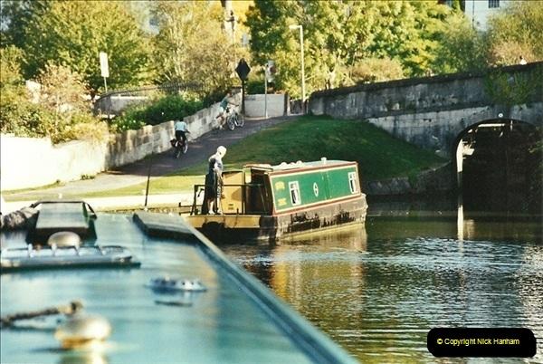 2002-09-28 to 10-04. Kennet & Avon Canal & River Trowbridge to Bristol. (35)651