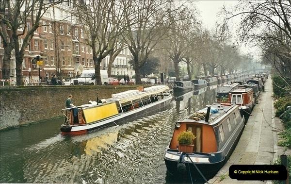 2003-03-29. Regents Canal, Camden, London. (7)675