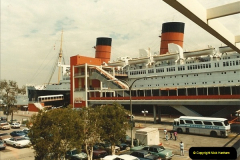 1982-08-15 The Queen Mary @ Long Beach, California, USA.  (1)054