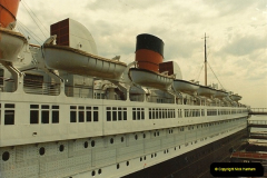 1982-08-15 The Queen Mary @ Long Beach, California, USA.  (2)055