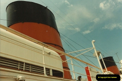 1982-08-15 The Queen Mary @ Long Beach, California, USA.  (4)057