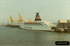 1983-07-10 Parkston Quay, Harwich, Essex.  (1)059