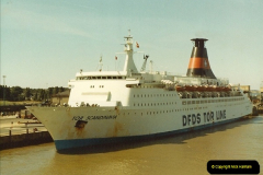 1983-07-10 Parkston Quay, Harwich, Essex.  (2)060