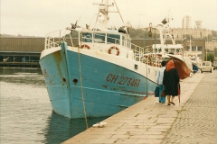 1985-09-04 Cherbourg, France. (5)122