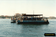 1994-08-08 to 15-08. Luxor & The Nile, Egypt.  (4)236