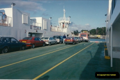1994 January. New Ferry No. 4. The Haven, Poole, Dorset.   (3)283