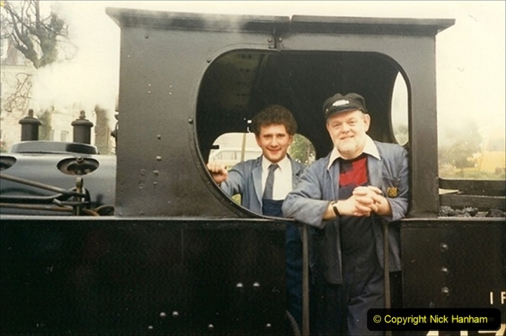 1989-03-04 to 05 Official opening to Harmans X with you Host firing 47383 for Pete Duncalf (1) 082