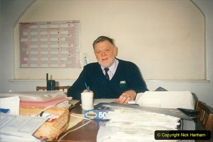 1995-04-13 Your Host working as a Director and Company Safety Officer. RO for the day. 222