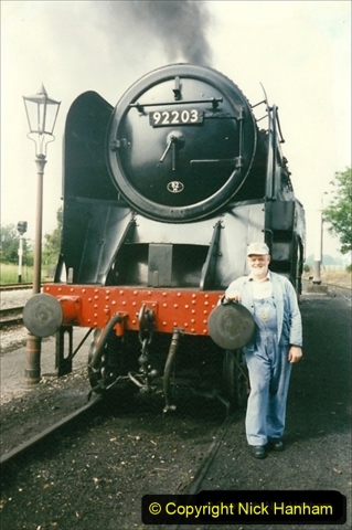 1997-06-16 At Cranmore (ESR) for driving experience on 92203.(2) 243