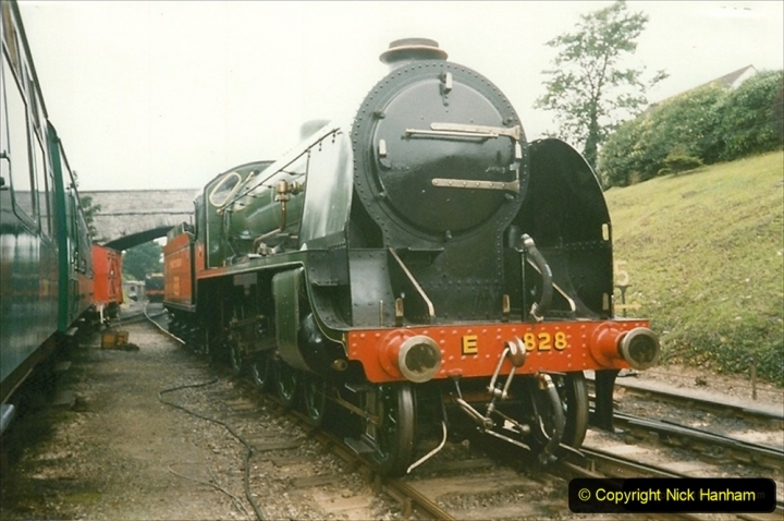 1998-06-29 to 30 & 07-01 to 03 Driving 80104 and the S15. (2) 252