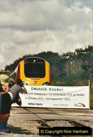 2002-09-08 Dorset Voyager named @ Swanage. 290