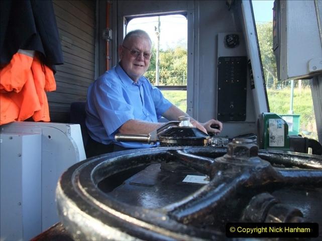 2009-07-22 Late turn DMU driving turn. (3) 366
