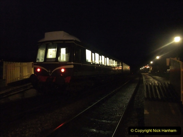 2009-12-24 Driving the DMU on Christmasmas Eve. (3) 396