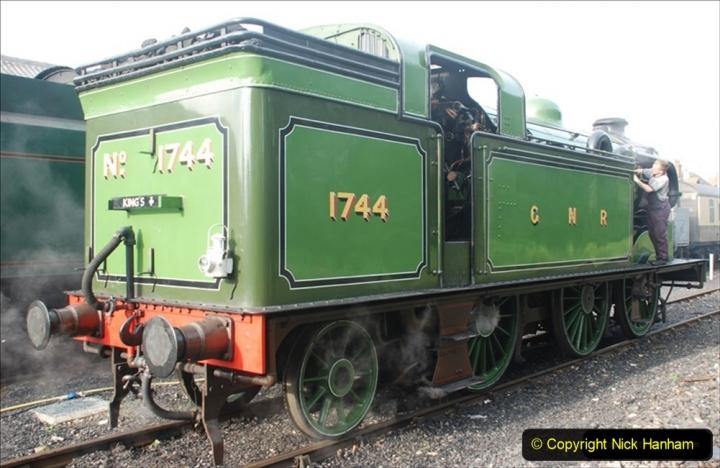 2011-09-11 SR Steam Gala and 1744. (1) 412