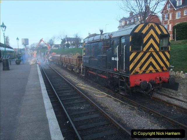 2012-01-23 SR Engineering Work on the 08. 429