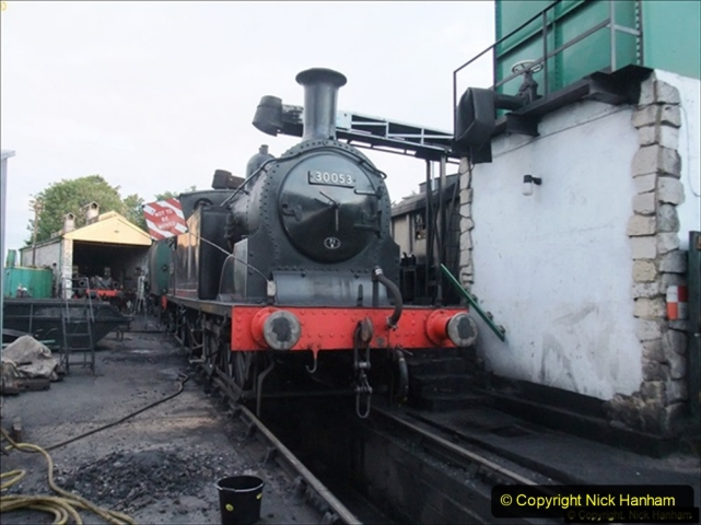 2014-07-28 Early Steam Turn. (1) 511