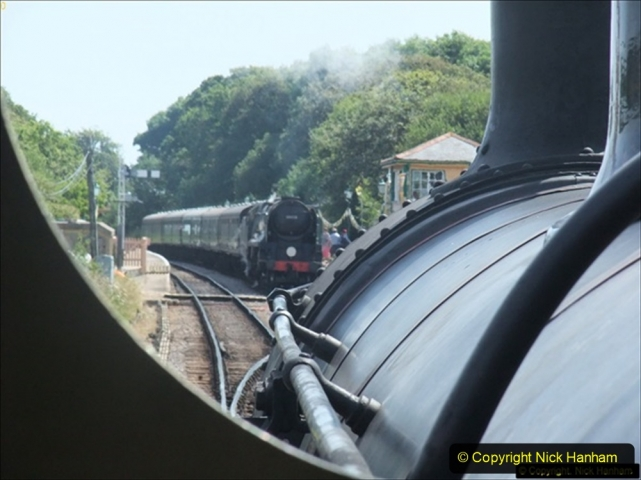 2014-07-30 Early Steam Turn with the M7 and 34028. (2) 514