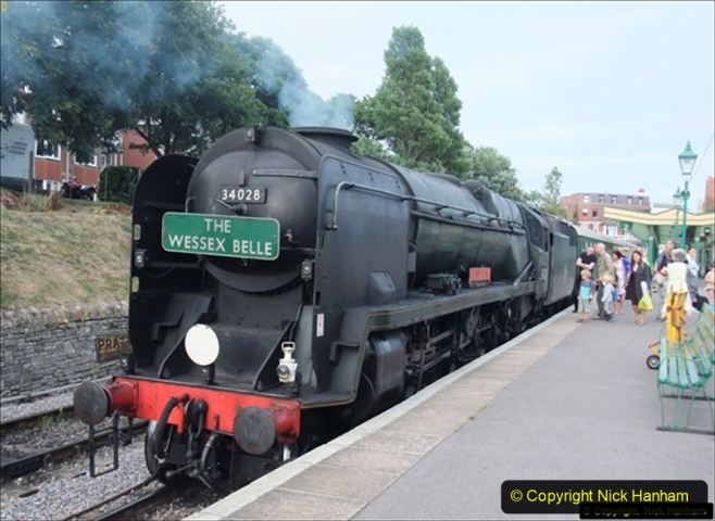 2014-08-09 Driving the Wessex Belle. (1) 521