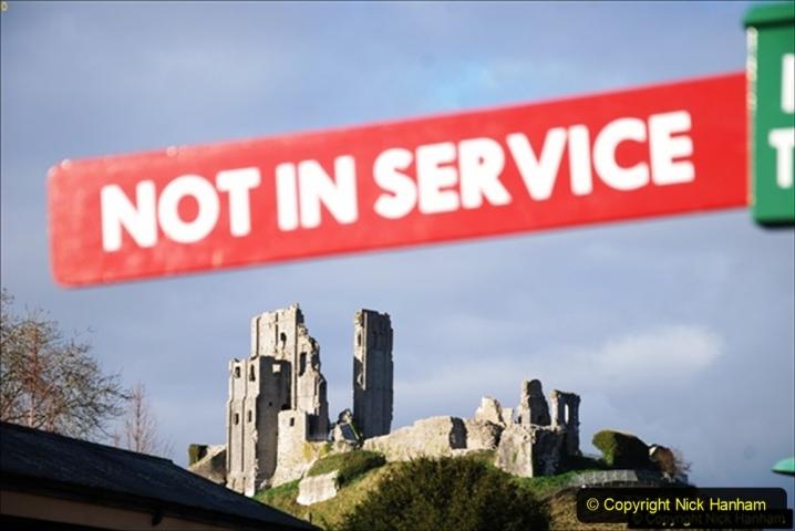 2014-12-20 At Corfe Castle! 527