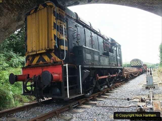 2015-08-17 SR New Section Work driving the 08. (1) 566