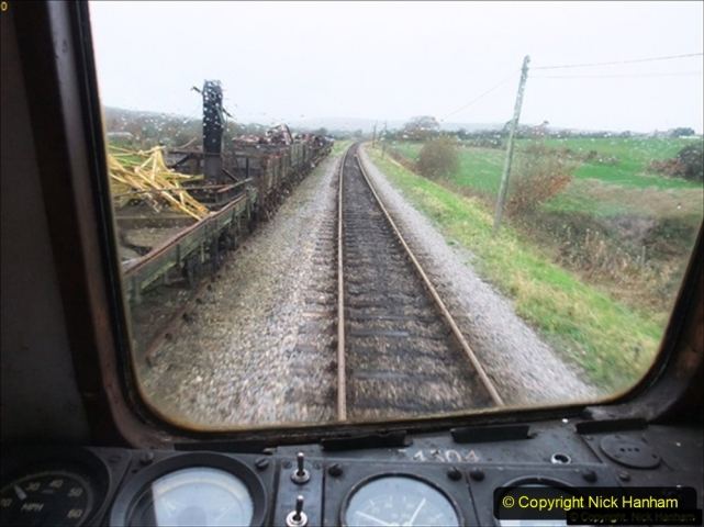 2015-12-06 Driving the DMU on Santa Special. (1) 577